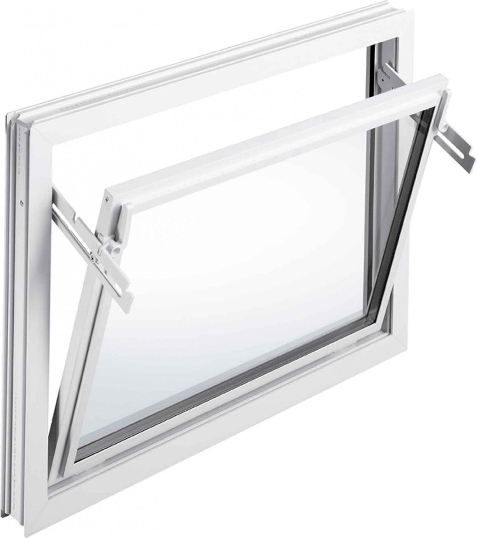 kellerfenster kippfenster mealon einfach glas wei breite