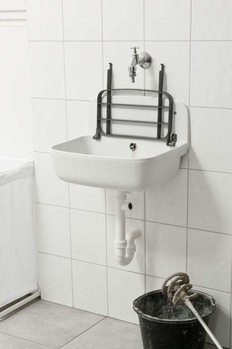 rost f r ausgu becken typ 500 haus bad wasser ausgussbecken. Black Bedroom Furniture Sets. Home Design Ideas