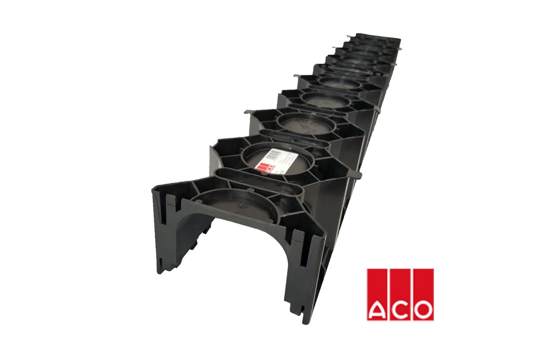 aco self hexaline 2 0 entw sserungsrinne 1m rinnenelement. Black Bedroom Furniture Sets. Home Design Ideas