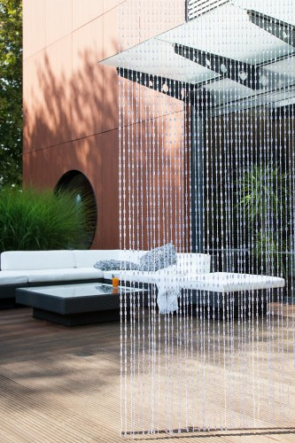 deko vorhang insektenschutz raumteiler design kristal 48. Black Bedroom Furniture Sets. Home Design Ideas