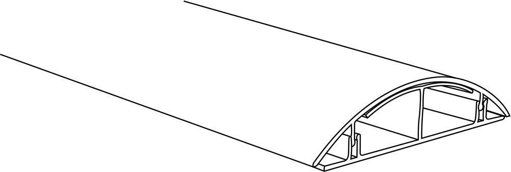 design kabelkanal selbstklebend versch l ngen weiss matt haus bad innen ausbau kabelkanal. Black Bedroom Furniture Sets. Home Design Ideas