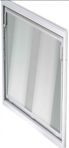 aco nebenraumfenster iso 80x100 bxh cm kippfl gel wei. Black Bedroom Furniture Sets. Home Design Ideas