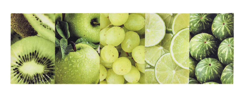 Küchenmatte grün Fussmatte Schmutzmatte Küchenteppich Küche Laüfer ...
